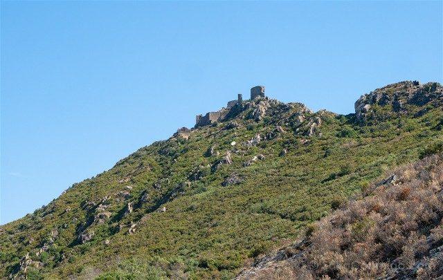 Que Ver En Cap De Creus Castillo San Salvador Verdera