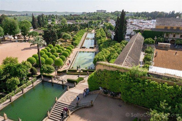 Que Visitar En Cordoba Alcazar Reyes Cristianos Jardines