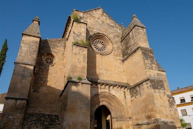 Que Ver En Cordoba Iglesia Santa Marina