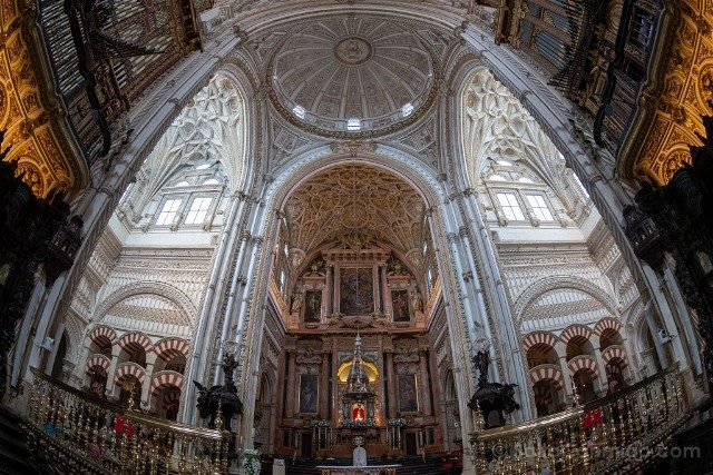 Que Visitar En Cordoba Mezquita Catedral Cristiana