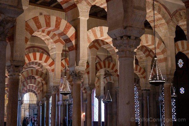 Que Ver En Cordoba Mezquita Catedral Interior