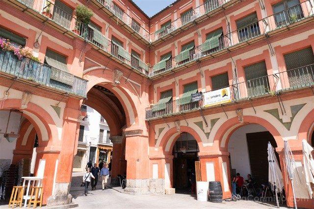 Que Ver En Cordoba Plaza De La Corredera