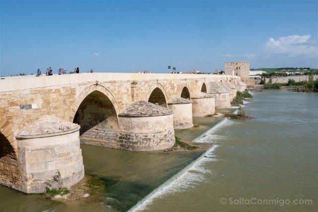 Que Ver En Cordoba Puente Romano Juego De Tronos