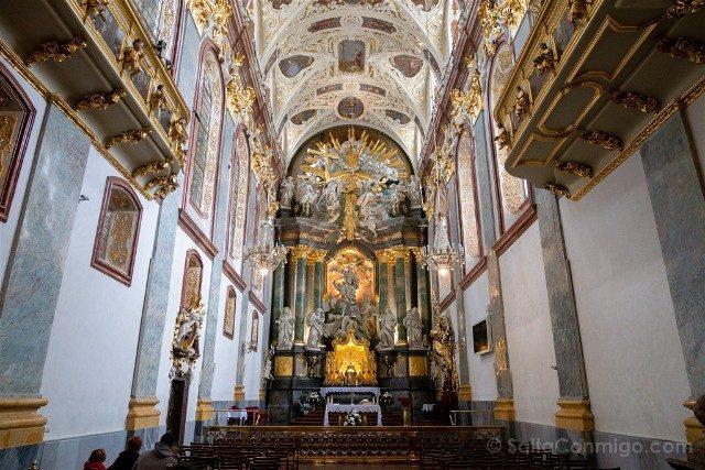 Santuario Czestochowa Jasna Gora Polonia Basilica