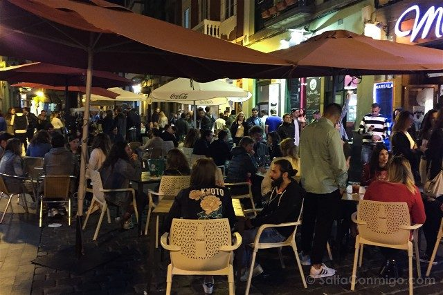 Comer En Las Palmas Ambiente Barrio Vegueta