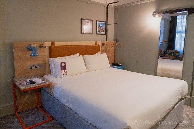 Dormir en Bristol Mercure Grand Habitacion