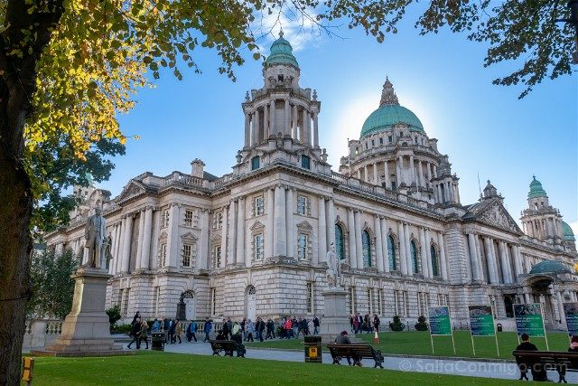 Que Ver En Belfast City Hall Ayuntamiento