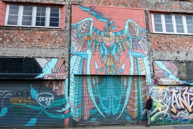 Que Ver En Belfast Murales