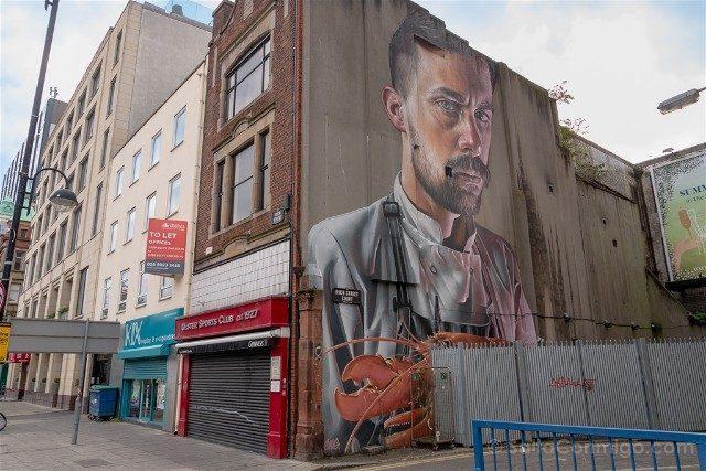 Que Ver En Belfast Street Art Murales Grafiti Smug