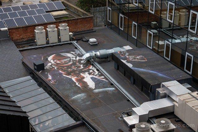 Que Ver En Belfast Street Art Murales Grafiti Techo