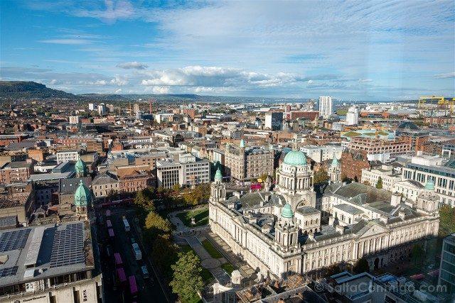 Que Ver En Belfast Vista The Observatory Grand Central Hotel