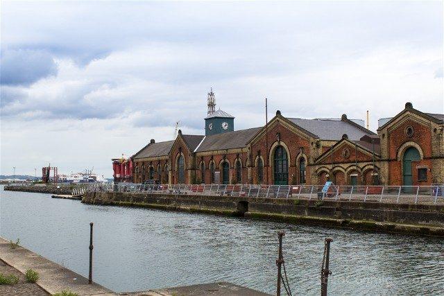 Que ver en Belfast Titanic Quarter