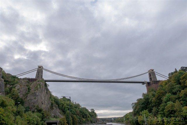 Que ver en Bristol Puente Colgante de Clifton