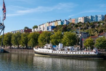 Que ver en Bristol Puerto Casas Colores