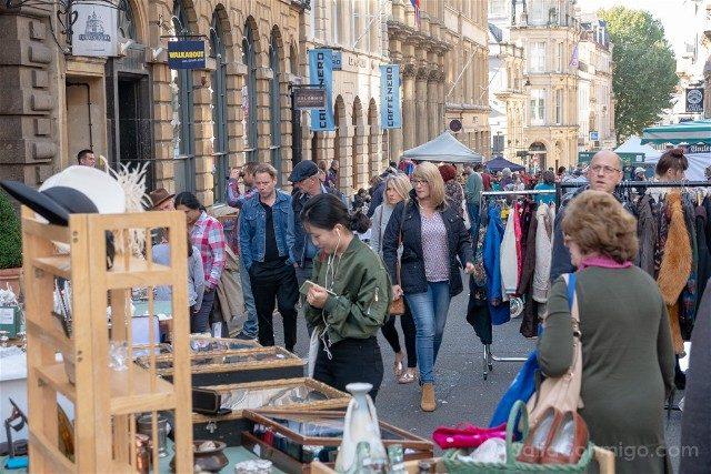Que ver en Bristol St Nicholas Market Mercadillo