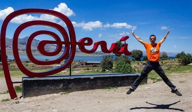 Que ver en Peru Salto Letras
