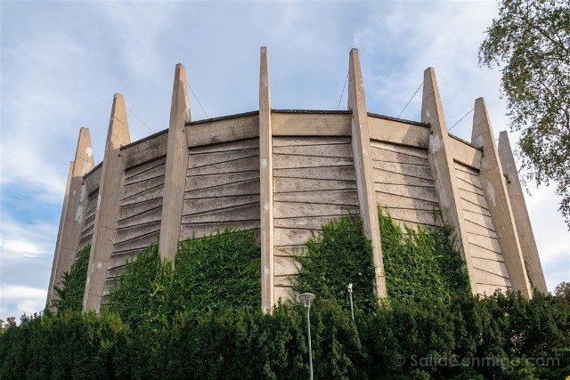 Que ver en Worclaw Panorama Raclawice Edificio