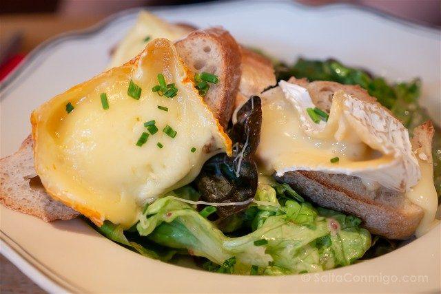 Comer en Caen Restaurante Le Clou de Girofle Quesos