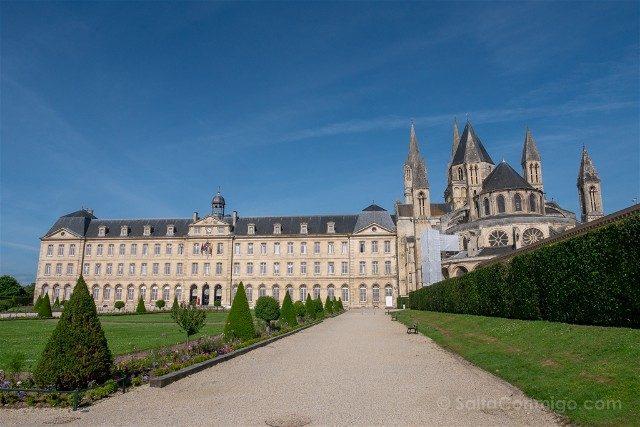 Que ver en Caen Abadia de los Hombres