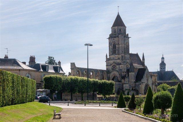 Que ver en Caen Iglesia Saint-Etienne-Le-Vieux