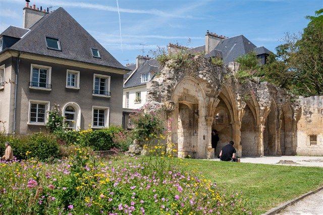 Que ver en Caen Iglesia Saint-Gilles
