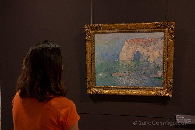Que ver en Caen Museo Bellas Artes Monet
