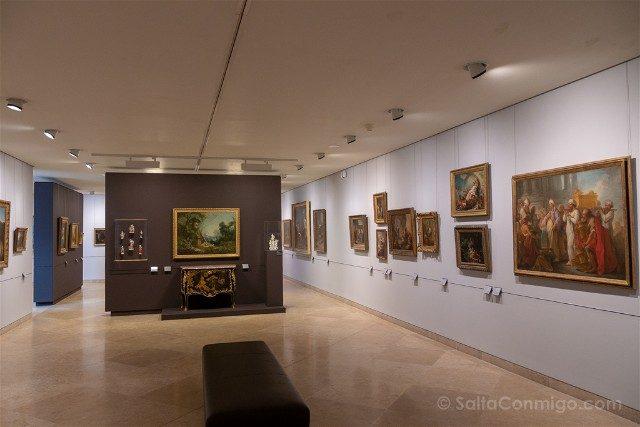 Que ver en Caen Museo Bellas Artes Sala