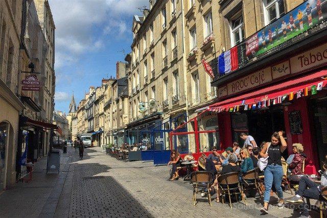 Que ver en Caen Rue Ecuyere