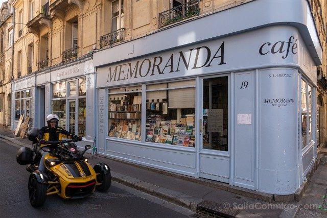Que ver en Caen Rue Froide Memoranda