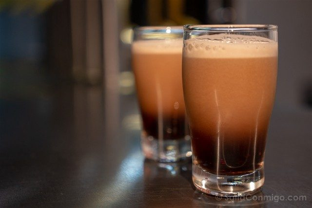 Fabrica de Guinness Dublin Pintas Medias