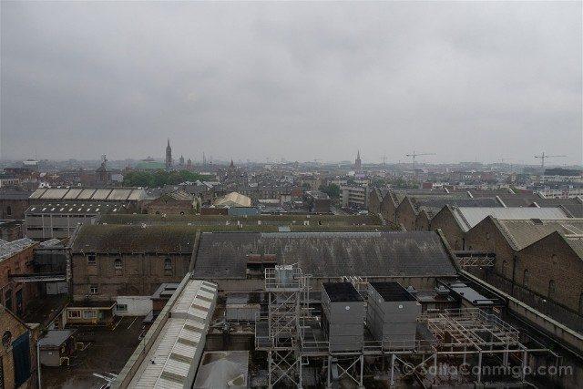 Fabrica de Guinness Dublin Vista
