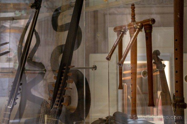 Museo Internacional Biblioteca de la Musica de Bolonia Armonia Flautas