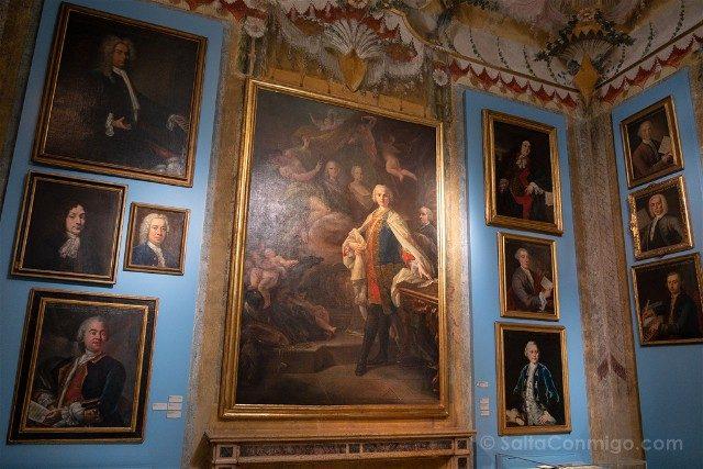 Museo Internacional Biblioteca de la Musica de Bolonia Farinelli