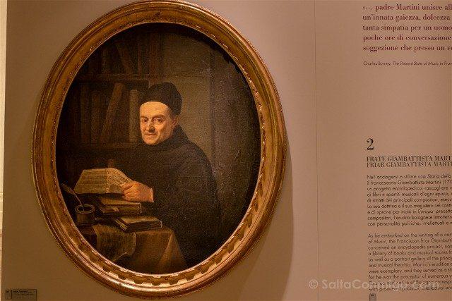 Museo Internacional Biblioteca de la Musica de Bolonia Padre Giambattista Martini