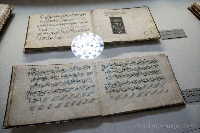 Museo Internacional Biblioteca de la Musica de Bolonia Primer Libro Impreso