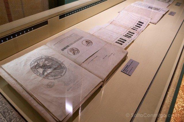Museo Internacional Biblioteca de la Musica de Bolonia Teclado Perfecto Nicola Vicentino