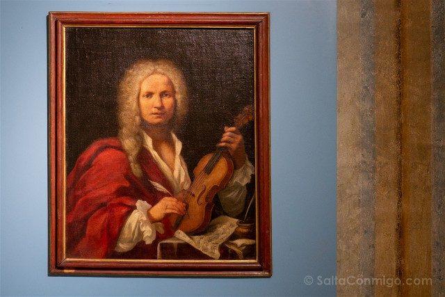 Museo Internacional Biblioteca de la Musica de Bolonia Vivaldi