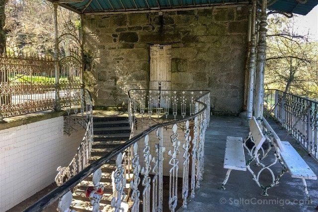 Que ver en Mondariz-Balneario Fuente Troncoso Interior