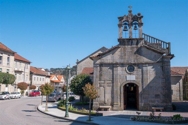 Que ver en Mondariz-Balneario Iglesia Lourdes