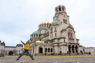 Que ver en Sofia Catedral Alexander Nevski Salto