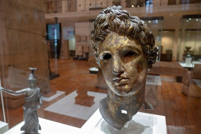Que ver en Sofia Museo Arqueologico Busto