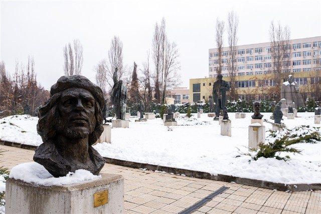 Que ver en Sofia Museo Arte Socialista Che Guevara