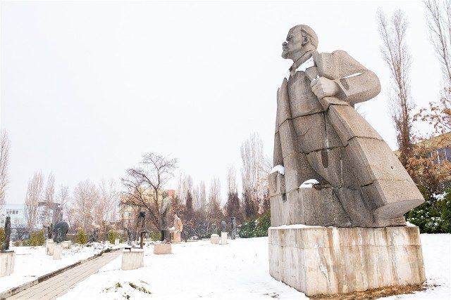 Que ver en Sofia Museo Arte Socialista Lenin