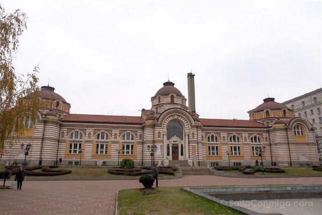 Que ver en Sofia Museo Historia Exterior