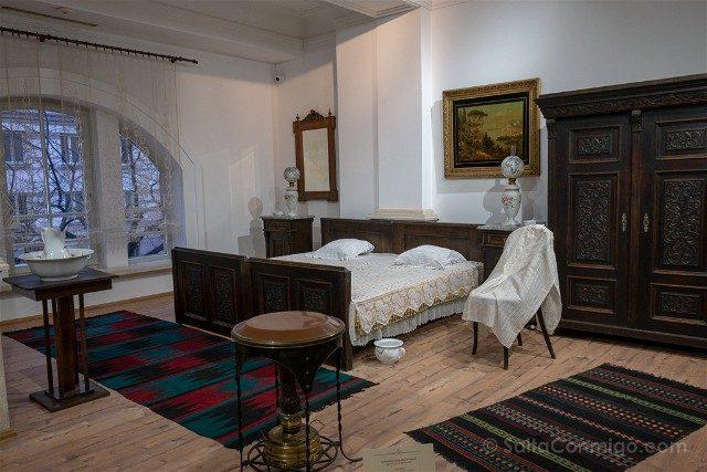 Que ver en Sofia Museo Historia Habitacion