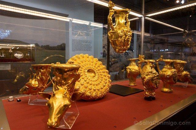 Que ver en Sofia Museo Nacional Historia Piezas
