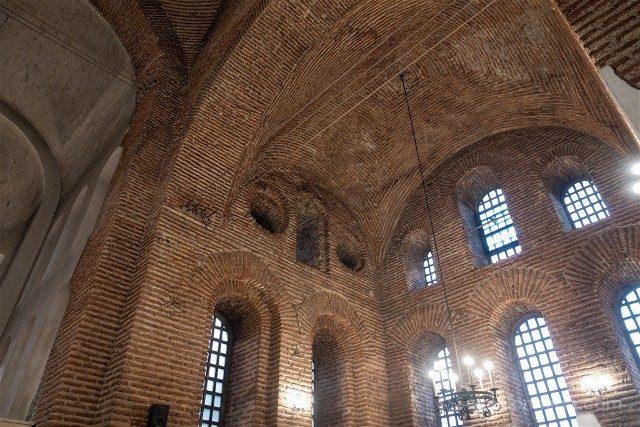 Que ver en Sofia Santa Sofia Interior Ladrillos