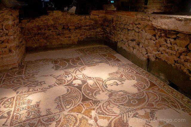 Que ver en Sofia Santa Sofia Mosaicos
