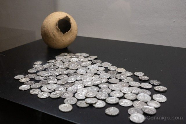 Ruinas de Empuries Museo Monedas