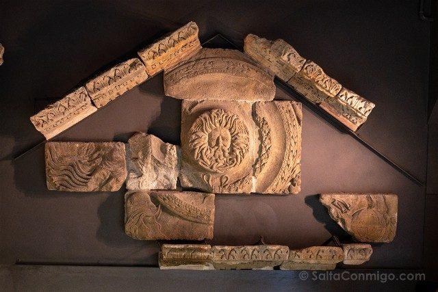 Termas Romanas de Bath Templo Sulis Minerva